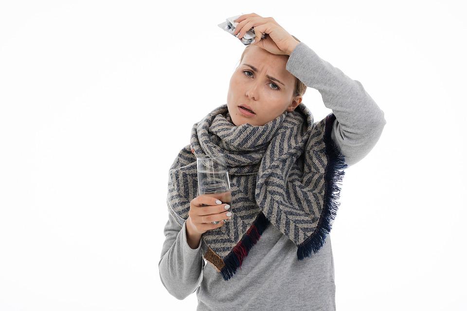 mity o grypie