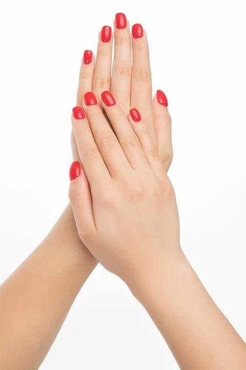 domowa odżywka do paznokci