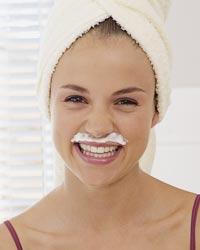 sposoby na usunięcie owłosienia na twarzy