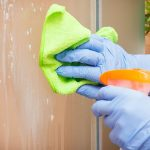 domowe sposoby na czyszczenia kabiny prysznicowe