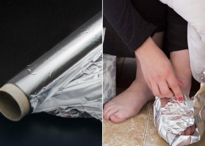 właściwości lecznicze folii aluminiowej 2