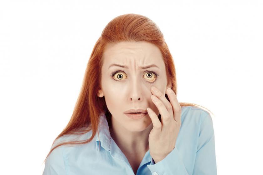 jakie choroby można wyczytać z oczu