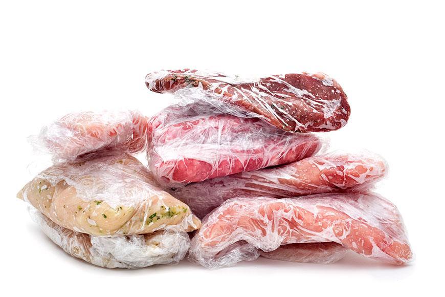 mrożenie mięsa